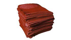 Image of a 10' x 4' Red Banjo Drape