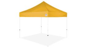 Image of a 10' x 10' Gold EZ UP Eclipse Pop Up Tent