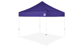 Image of a 10' x 10' Grape Ez Up Eclipse Pop Up Tent Rental