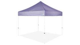 Image of a 10' x 10' Lilac EZ UP Eclipse Pop Up Tent