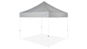 Image of a 10' x 10' Silver Ez Up Eclipse Pop Up Tent