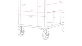 Image of a Ice Cream - Electric Ice Cream Cart