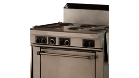 Image of a Electric Commercial Oven
