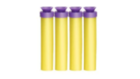 Image of a Darts - Yellow Darts for Buzzbee Double Shot Air Blaster