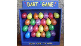 Image of a Darts & Balloon Carnival Game Kit