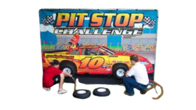 Image of a 2 Player Pit Stop Challenge Game