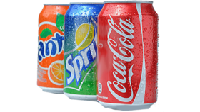 Image of a Soda