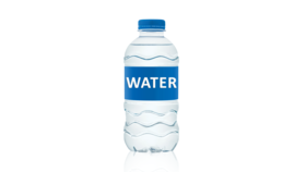 Image of a Bottled Water (Each)
