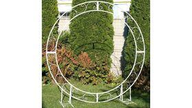1 Piece Round Metal Arch image