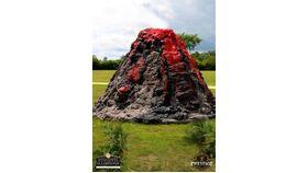 Image of a 12' Volcano Prop