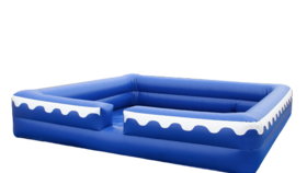 Image of a 20 ' x 20' Inflatable Foam Pit