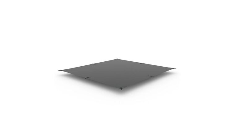 Picture of a 10' x 12' Munro Graphite SHADE SAILS and Privacy Shades