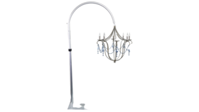 Image of a 7'-12' Adjustable Skyhook With Coupler For Chandelier