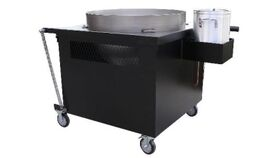 Image of a Kettle Corn Machine