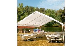 Image of a 20 x 30 Canopy Tent Package