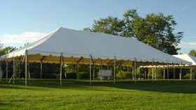 Image of a 40x80 Frame Tent