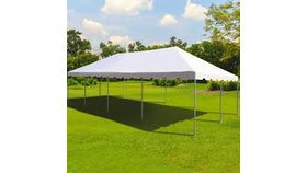 Image of a 20 x 40 frame tent