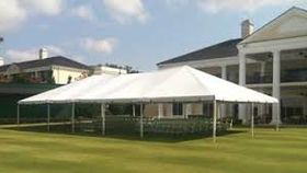 Image of a 20 x 50 tent