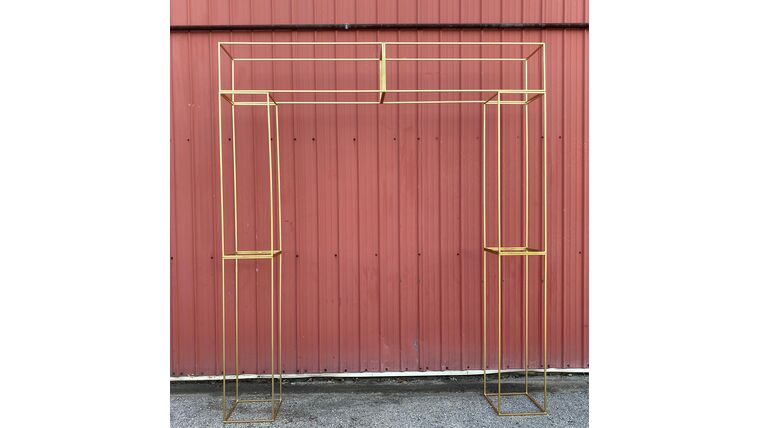 Picture of a Arch - Square - Gold