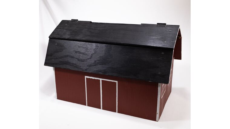 Picture of a Barn - Reception Card Holder