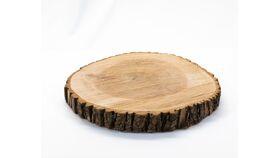 """Image of a Log Slice - Natural  8""""-11"""""""