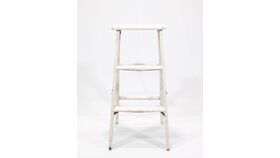 Image of a Small White Ladder