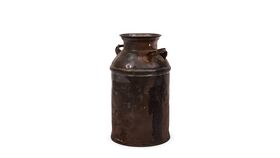 Image of a Rustic Milk Can