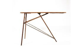 Image of a Antique Wood Ironing Board