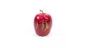 """Image of a Sleeping Beauty """"I Do"""" Apple"""