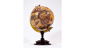 Image of a Gold Globe