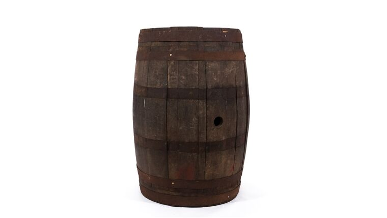 Picture of a Whiskey Barrel