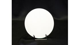 "Image of a 8"" Round Beveled Mirror"