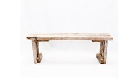Image of a Old Wooden Bench