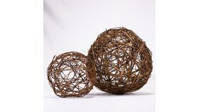 Image of a Grapevine Balls - Assorted Sizes