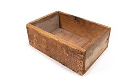 Image of a Wooden Box
