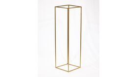 """Image of a Harlow Stand - Gold - 39"""""""
