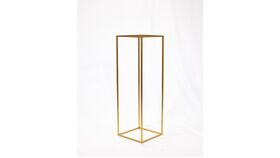"""Image of a Harlow Stand - Gold - 31"""""""