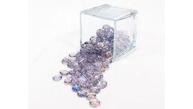 Image of a Iridescent Purple Decor Stone