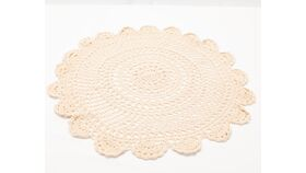 Image of a Crocheted Doily