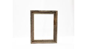 Image of a Barn Board Frame - Medium
