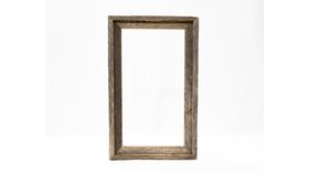 Image of a Barn Board Frame - Narrow/Rectangular