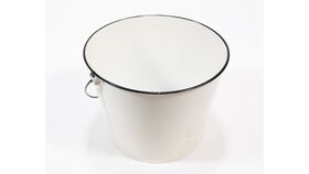 Image of a Enamel Bucket