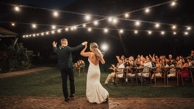 Picture of a Bistro String Lights