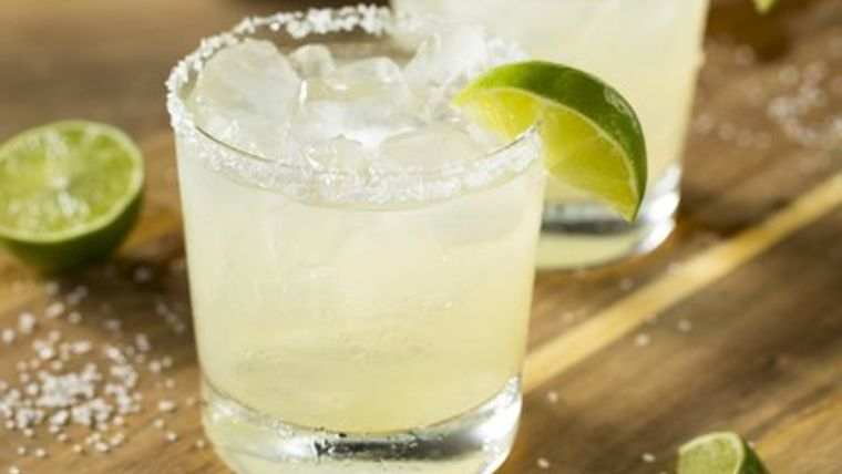 Picture of a Classic Margarita Cocktail