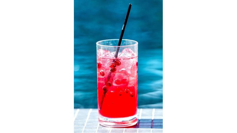 Picture of a Vodka Cranberry Cocktail