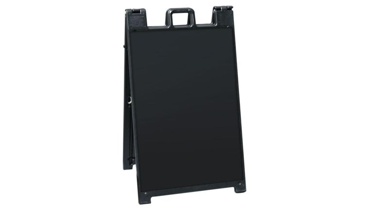 Picture of a A Frame Sign