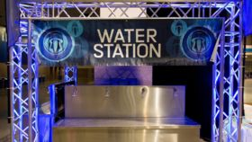 Image of a Water Bar Package 2A