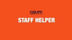 Image of a Staff helper