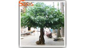 Image of a Artificial Banyan Tree - Medium