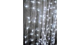 Image of a Curtain Lights LED Curtains Organza 3 x 9